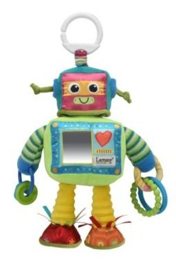 Lamaze P & G Rusty The Robot Toy