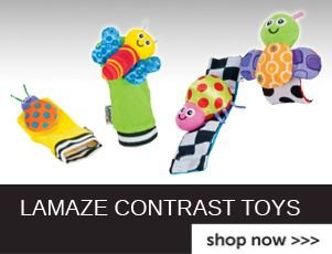 click for Lamaze Contrast Toys