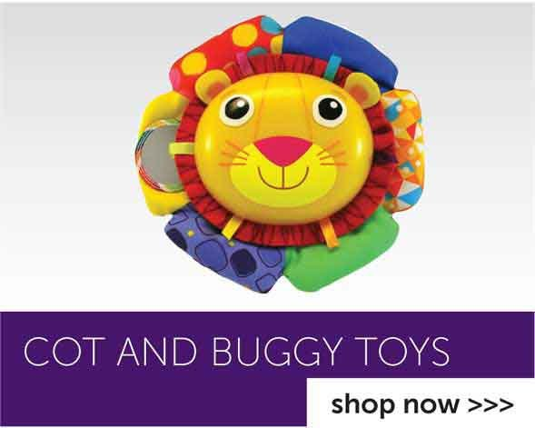 Click for Cot and Buggy toys