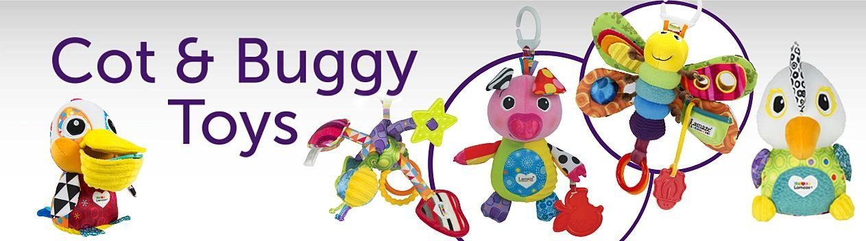 Cot and Buggy Toys slider